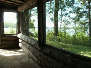 The_Point_Cabin_Porch